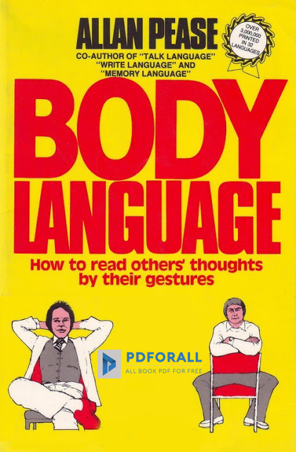 Body language Book - How to read others' thoughts by their gestures