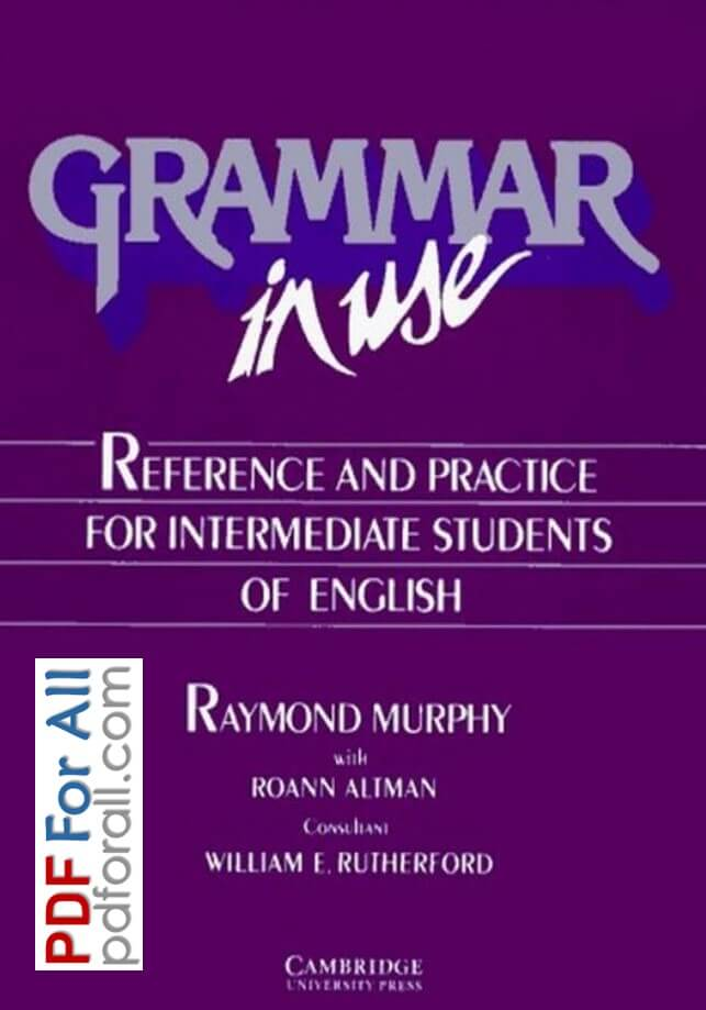 English Grammar in Use PDF With Answers 2019