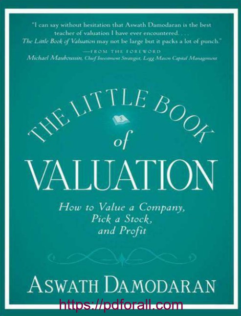 The Little Book of Valuation book pdf