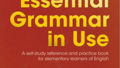 Essential Grammar in Use with Answers 4th Edition PDF