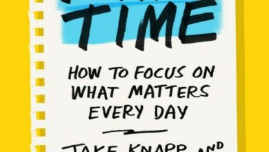 Make Time How to Focus on What Matters Every Day