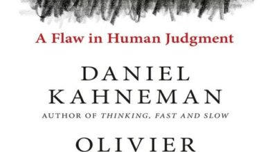 Noise: A Flaw in Human judgment PDF